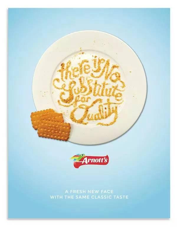 用食材设计文字 你餐厅的海报可以更吸引人!-餐饮相关